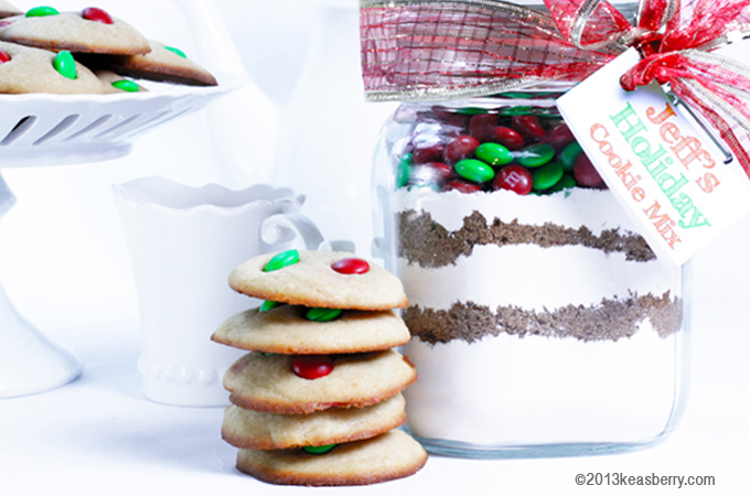 Do It Yourself Cookie mix
